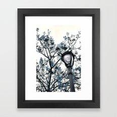 Where's My Light? Framed Art Print