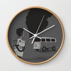 Smokebuster Wall Clock