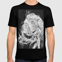 Ellie Mens Fitted Tee Black SMALL
