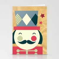 Toy Soldier Stationery Cards