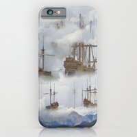 iPhone & iPod Case featuring Cloudships by CrismanArt
