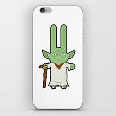 Sr. Trolo / yoda iPhone & iPod Skin