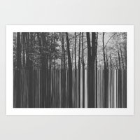 Loading nature Art Print