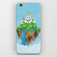 Flight of the Wild iPhone & iPod Skin
