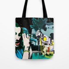 Wishfully proposed Tote Bag