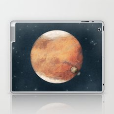 The Red Planet Laptop & iPad Skin
