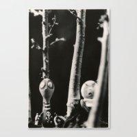 The Boys - Tim Burton Canvas Print
