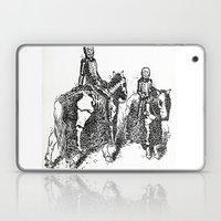 X-Ray Horsemen Laptop & iPad Skin