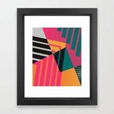Geometric#23 Framed Art Print