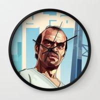 The Berserk , GTA 5 Trevor Wall Clock