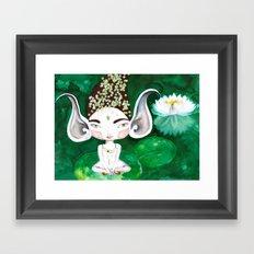 Bhoomie All-Ears Framed Art Print