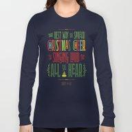 Buddy The Elf! The Best … Long Sleeve T-shirt