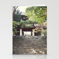 The Path to Enlightenment Stationery Cards