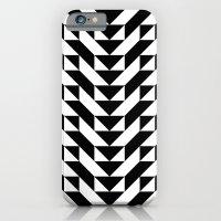 Geometric Chevrons iPhone 6 Slim Case