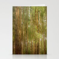 July forest Stationery Cards
