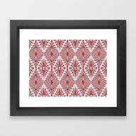 Framed Art Print featuring WizzleDizzleMulti by MissCrocodile63