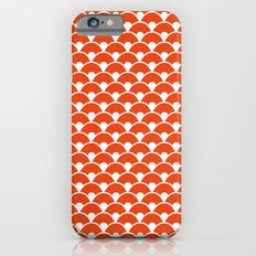 Dragon Scales Tangerine  Slim Case iPhone 6s