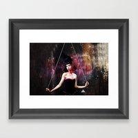Marionette Magic 1 Of 4 Framed Art Print
