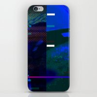 No Way No How < The NO Series (Blue) iPhone & iPod Skin