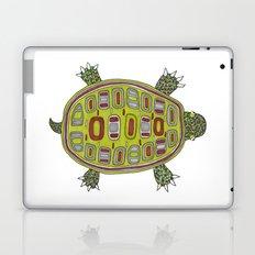Tiled turtle Laptop & iPad Skin