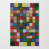 Patchwork Canvas Print