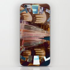 The Drive iPhone & iPod Skin