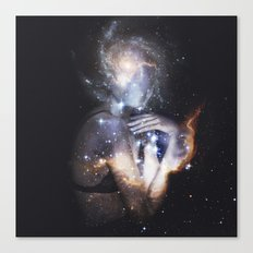 Starlust Canvas Print