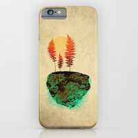 iPhone Cases featuring Nature Anthem by Sustici
