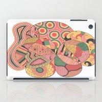 Summer Splash iPad Case