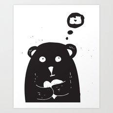What love is Art Print