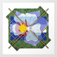 Altered State Flower: CO Art Print
