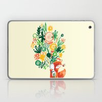 Flower Delivery Laptop & iPad Skin
