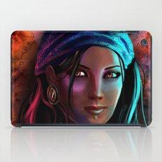 Pirate Queen iPad Case