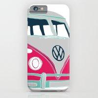 Vintage Camper Van  iPhone 6 Slim Case