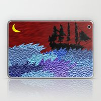 Anchors Away Laptop & iPad Skin