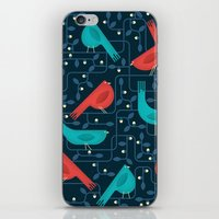 The Flock iPhone & iPod Skin
