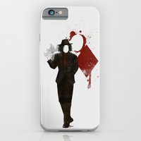 iPhone & iPod Case featuring Jack of Diamonds by Alan Bao