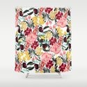 Wild Garden II Shower Curtain
