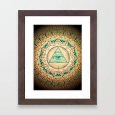 Dollar Idea.. Framed Art Print