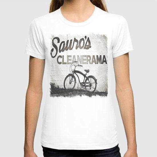 Sauro's Cleanerama T-shirt