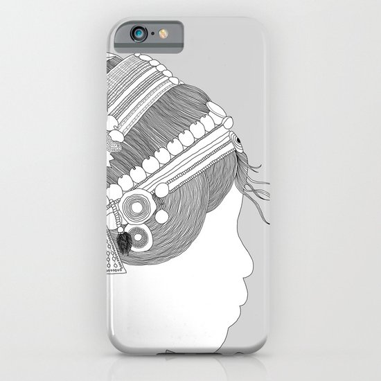 A TRIBE CALLED WOMEN iPhone & iPod Case