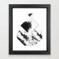 CONTAGIUS Framed Art Print