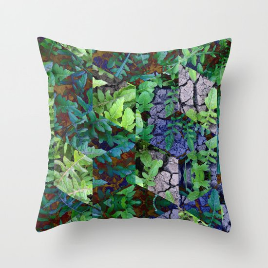 Super Natural No.1 Throw Pillow