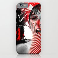 iPhone & iPod Case featuring MURDER BATH by RIGOLEONART