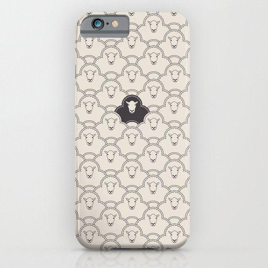 Black Sheep iPhone & iPod Case