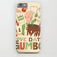 Love Dat Gumbo iPhone 6 Slim Case