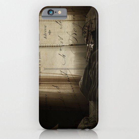 Waking up in Paris iPhone & iPod Case