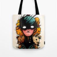 Guardians Of The Woods (… Tote Bag