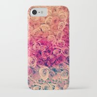 roses iPhone & iPod Cases featuring Roses by Msimioni