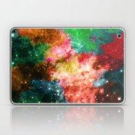 Laptop & iPad Skin featuring Rainbow Galaxy by Caleb Troy